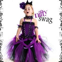 Boutique Vampiress Vampire Princess Corset Tutu Costume
